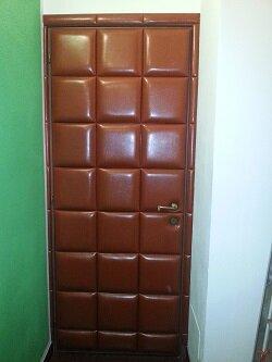Insonorizzazione porte blindate pannelli termoisolanti - Insonorizzare porta ...