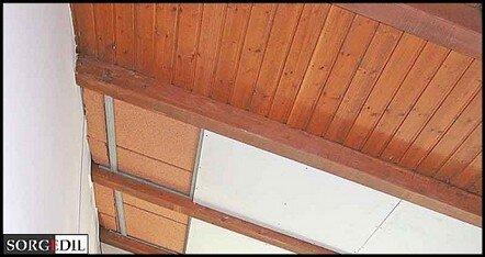 Isolamento tetto in legno cheap isolamento tetto in legno - Isolare il tetto dall interno ...